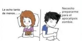Cada noche antes de dormir