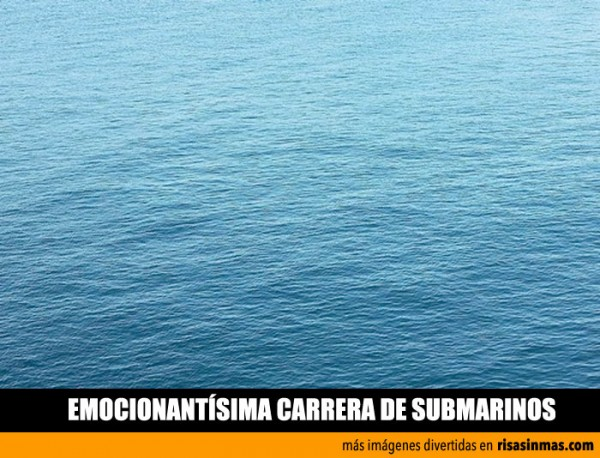 Carrera de submarinos