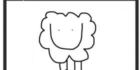 Cómo dibujar una cabra