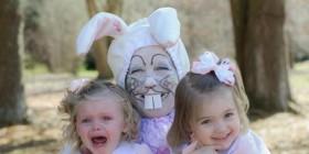 Disfraces horrorosos: Conejo de pascua