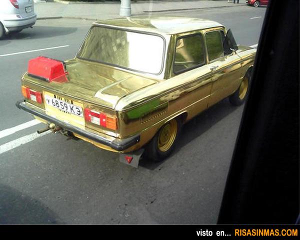 El coche más feo del mundo