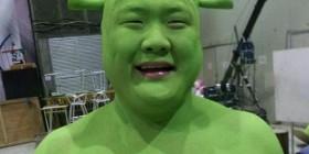 Encontramos al doble de Shrek