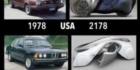 Evolución de los coches en Rusia