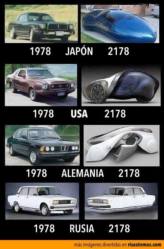 Evolución de los ...