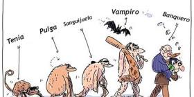 La evolución del parásito