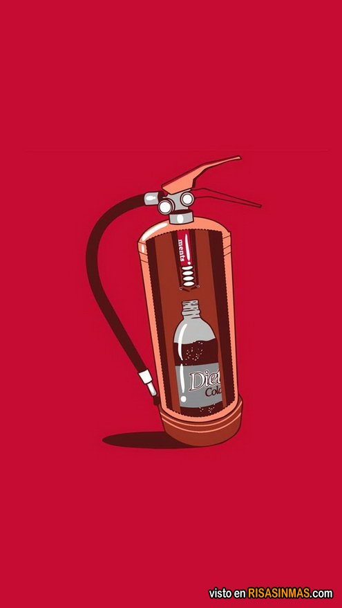 Así funcionan los extintores