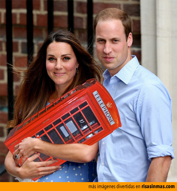 Familia típica británica