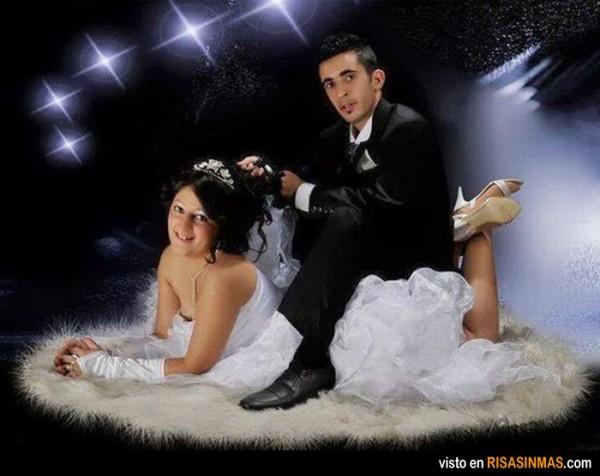 La foto de boda del año