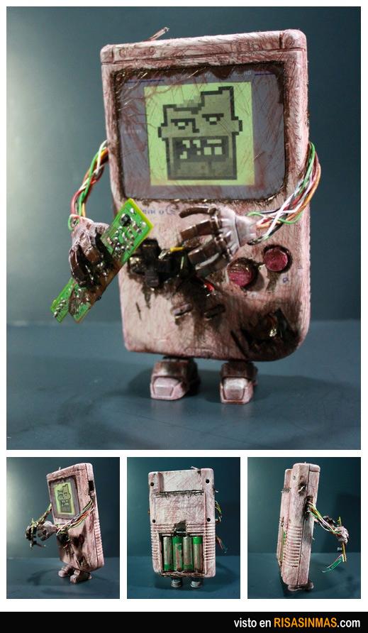 Game boy Zombie