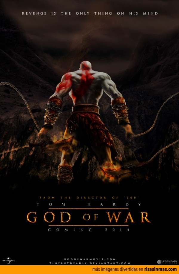 Próximamente: God of War
