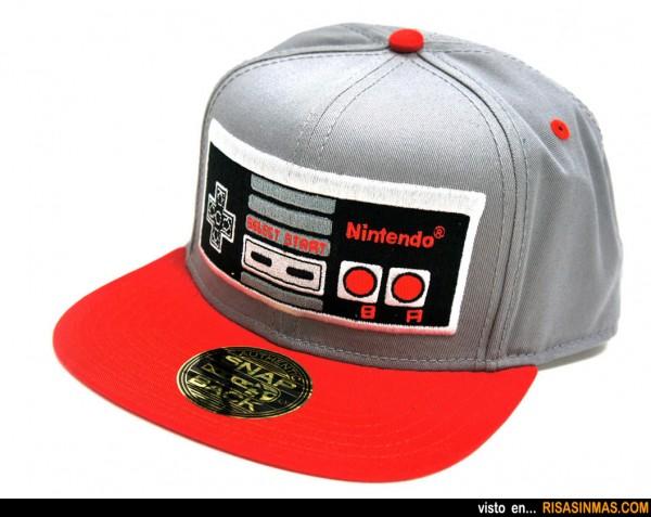 Gorras originales: Nintendo