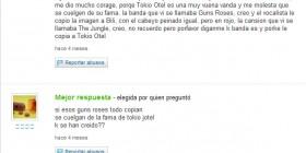 Guns N' Roses copian a Tokio Hotel