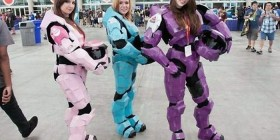 Las Halo girls
