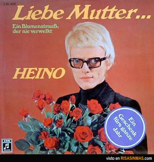Las mejores portadas de discos: Heino