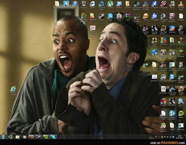 El miedo a Internet Explorer