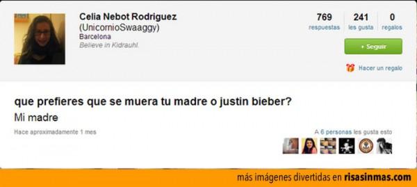 Confirmado: Justin Bieber cae muy bien en Internet