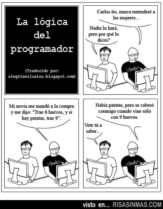 La lógica del programador