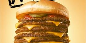 La mayor hamburguesa del mundo