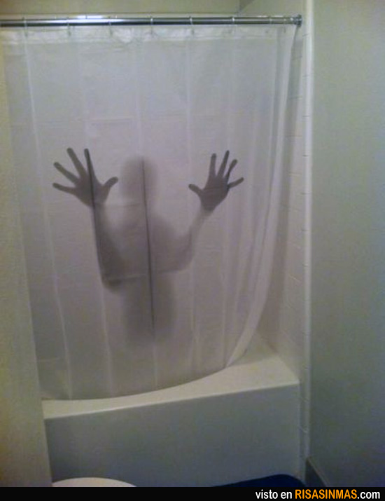 Imágenes divertidas de Cortinas de ducha