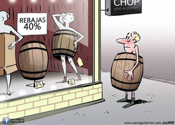 La moda de la crisis