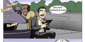 Lógica de videojuegos: Llevar múltiples armas