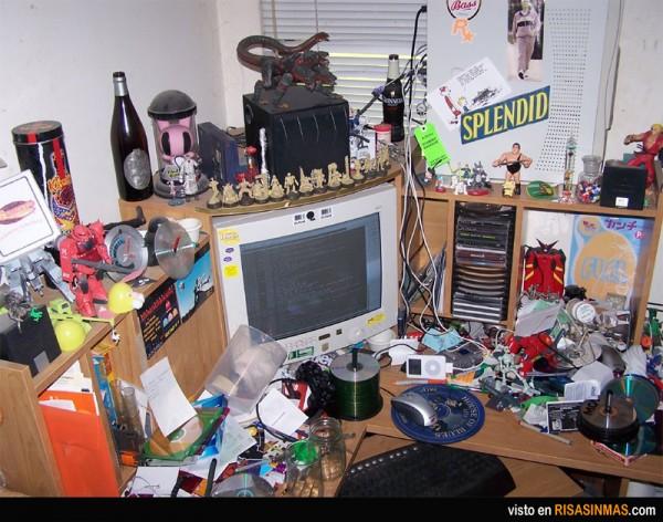 Los mejores escritorios: encuentra el ratón