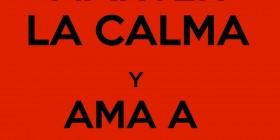 Mantén la calma y ama a Justin Bieber