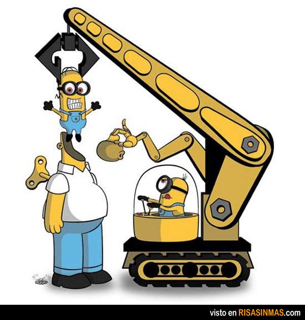 Minion Simpson