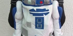Mochilas originales: R2-D2 de Star Wars
