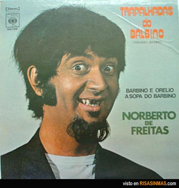 Las mejores portadas de discos: Norberto de Freitas