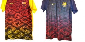 Las nuevas camisetas del Barça