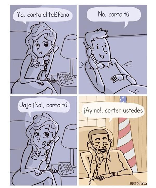 Obama y su red de espionaje