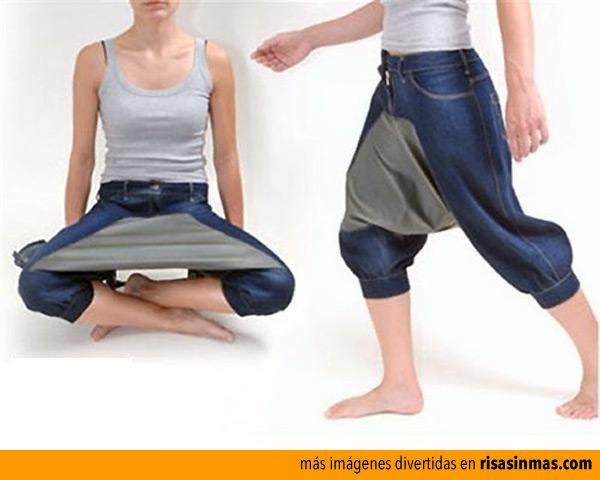 Pantalones para picnic