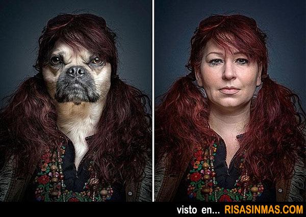Perros con el look de sus dueños