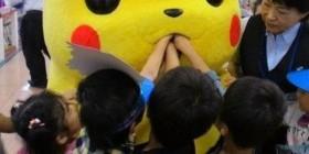 Pikachu en apuros