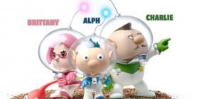 Los protagonistas de Pikmin 3