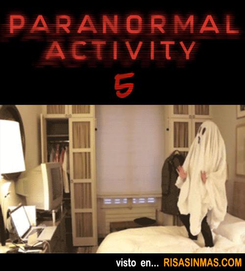 Primera imagen de Paranormal Activity 5