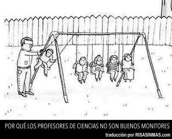 Los profesores de ciencias