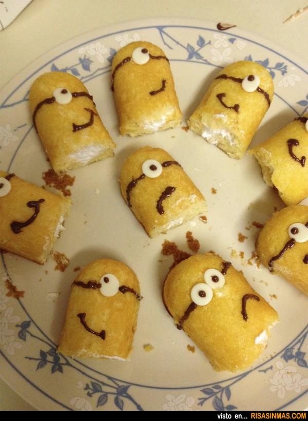 Los Minions más dulces que nunca