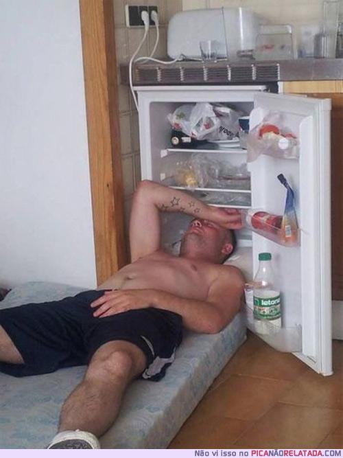 Remedio casero contra el calor