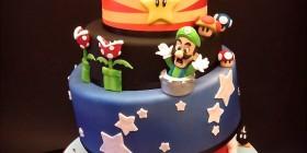 Tartas originales: Mario Bros