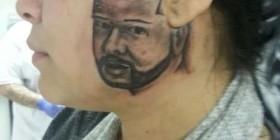 Tatuaje horroroso del día