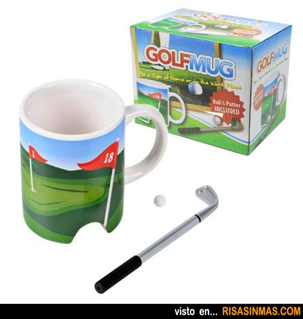 Tazas originales: Mini golf