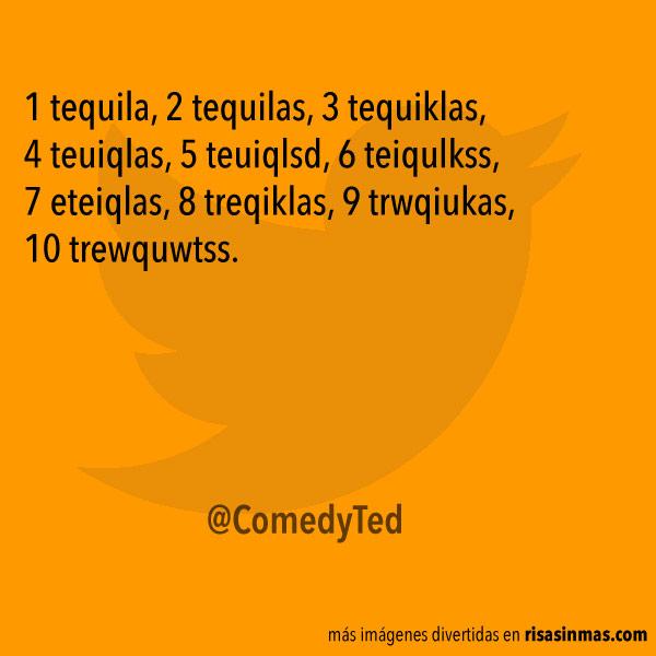 Demasiados tequilas