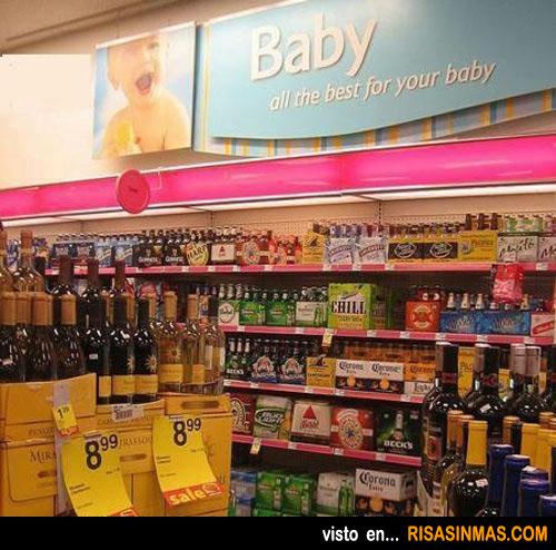 ¿Todo lo mejor para tu bebé?