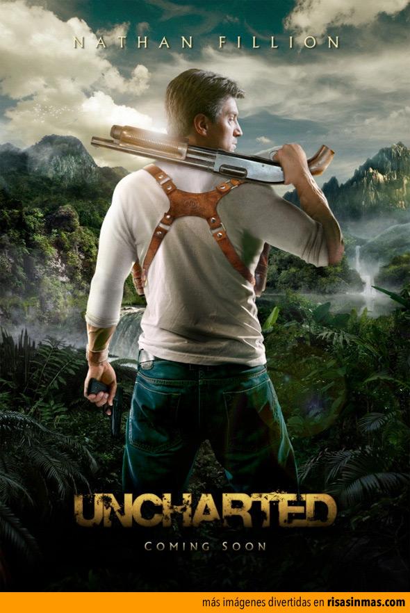 Próximamente: Uncharted