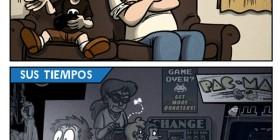 Los videojuegos de hoy en día