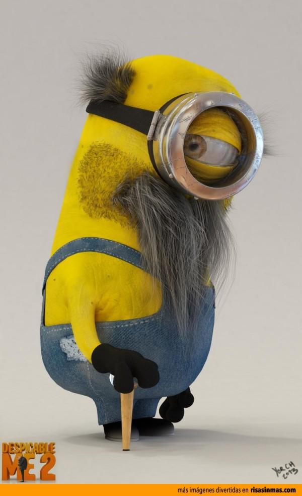 Abuelo Minion