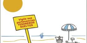 Alerta en las playas españolas
