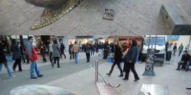 Arte callejero: Caracol